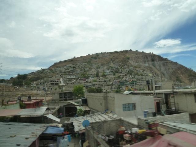 Development outside of Mexico City